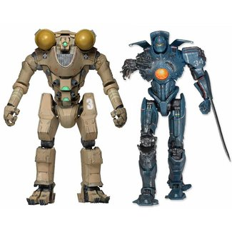 NECA  Pacific Rim Series 6 Set of 2 Action Figures