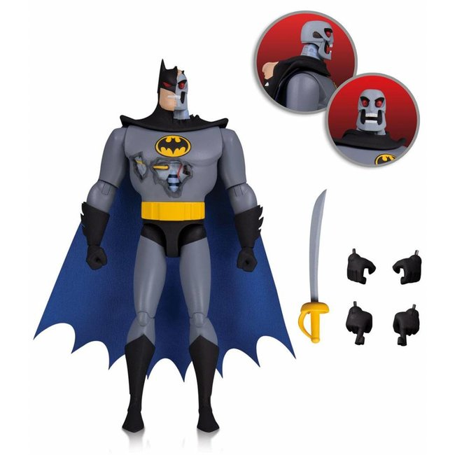 DC Collectibles Batman The Animated Series Action Figure H.A.R.D.A.C. 16 cm