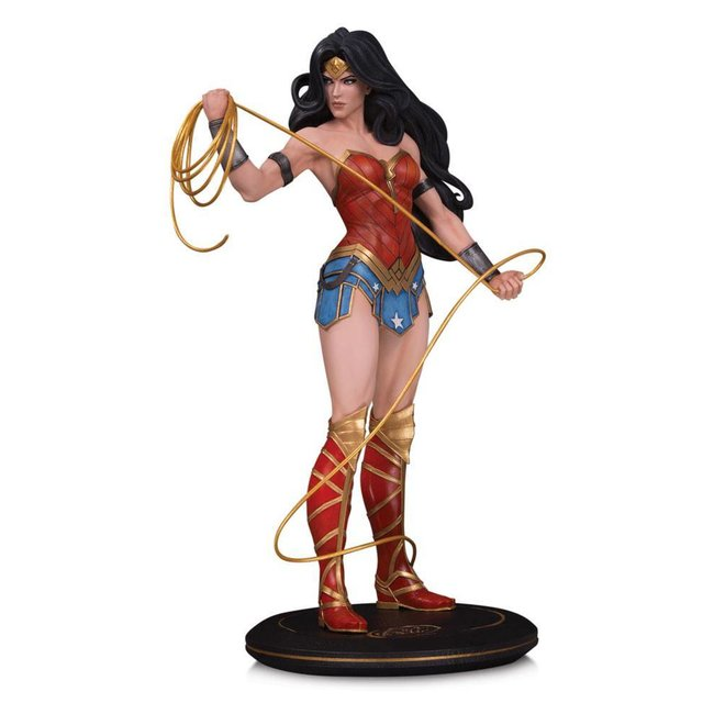 DC Collectibles DC Cover Girls Statue Wonder Woman by Joëlle Jones 28 cm