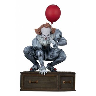 Tweeterhead Stephen King's It 2017 Maquette Pennywise 33 cm