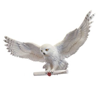 Noble Collection Harry Potter Hedwig Owl Post Wall Décor 46 cm