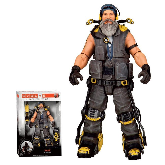 Funko Evolve Legacy Collection Action Figure Hank