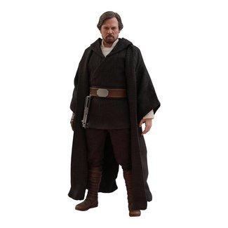 Hot Toys Star Wars Episode VIII Movie Masterpiece Action Figure 1/6 Luke Skywalker Crait 29 cm
