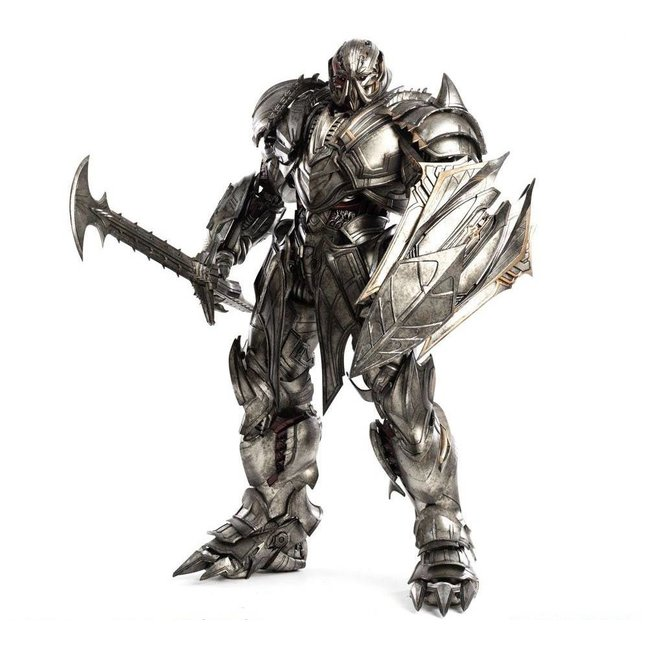 threeA Toys Transformers The Last Knight Action Figure 1/6 Megatron Deluxe Version 48 cm