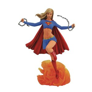DC Comic Gallery PVC Statue Supergirl 25 cm
