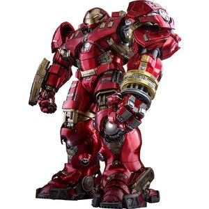 Avengers Age of Ultron Movie Masterpiece Action Figure 1/6 Hulkbuster Deluxe Version