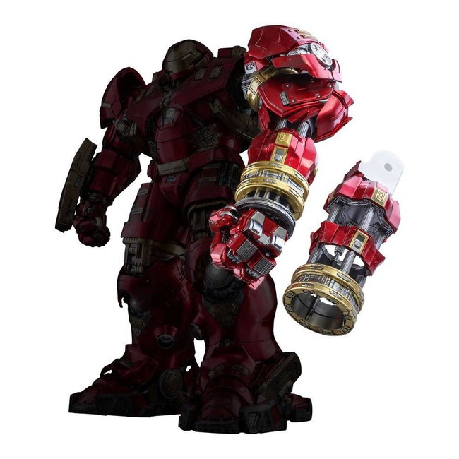 Hot Toys Avengers Age of Ultron Accessories Collection Series Hulkbuster Accessories