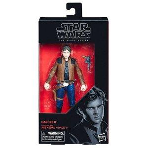 Star Wars Solo Black Series Action Figure 2018 Han Solo (Solo) 15 cm
