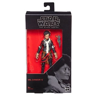 Star Wars Solo Black Series Action Figure 2018 Val (Vandor-1) 15 cm