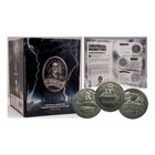 Universal Monsters Commemorative Collection Collectable Coin 3-Pack Series 1