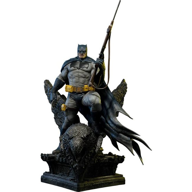 Prime 1 Studio Dark Knight III The Master Race Statue 1/3 Batman Deluxe Version 102 cm