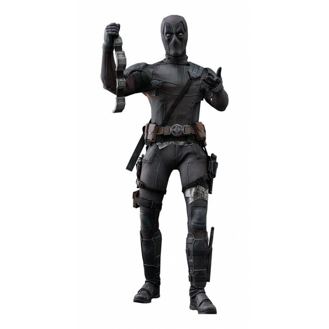 Hot Toys Deadpool 2 MMS AF 1/6 Deadpool Dusty Version Hot Toys Exclusive 31 cm