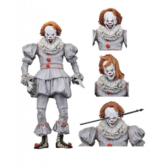 NECA  Stephen King's It 2017 Action Figure Ultimate Pennywise (Well House) 18 cm