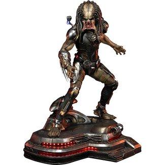 Prime 1 Studio The Predator Statue 1/4 Fugitive Predator 75 cm