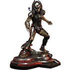 The Predator Statue 1/4 Fugitive Predator Deluxe Version 75 cm