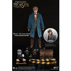 Fantastic Beasts My Favourite Movie Action Figure 1/6 Newt Scamander Grey Coat Ver. 30 cm