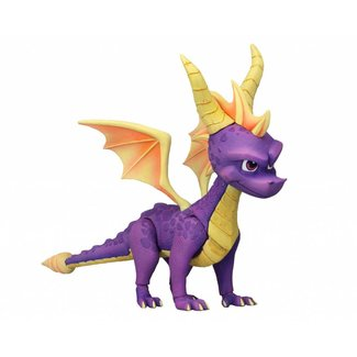 NECA  Spyro the Dragon Action Figure Spyro 20 cm