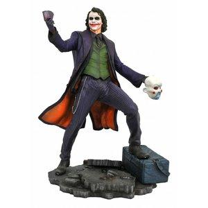 The Dark Knight DC Movie Gallery PVC Statue The Joker 23 cm