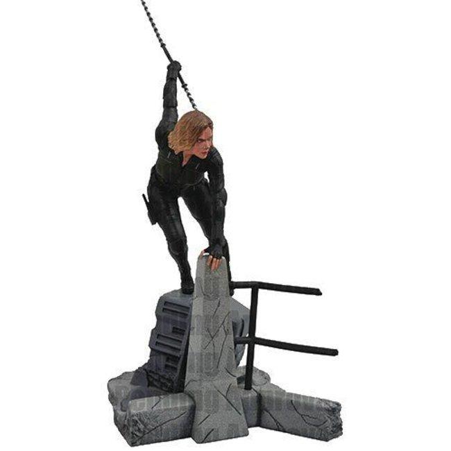 Diamond Select Toys Avengers Infinity War Marvel Gallery PVC Statue Black Widow 23 cm