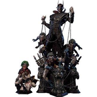 Prime 1 Studio Dark Nights: Metal Statue 1/3 Batman Who Laughs Exclusive Version 86 cm