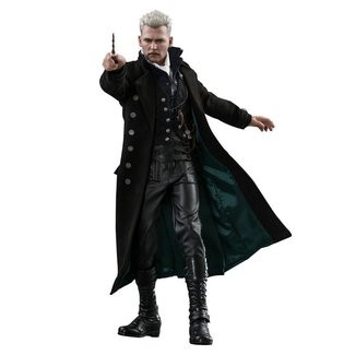 Hot Toys Fantastic Beasts 2 MMS Action Figure 1/6 Gellert Grindelwald 30 cm