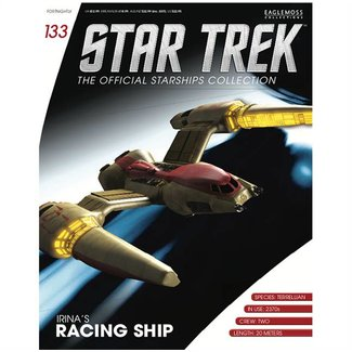 Eaglemoss Collections Star Trek Official Starships Collection #133