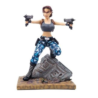 Gaming Heads Tomb Raider III Statue 1/6 Lara Croft Regular Version 30 cm