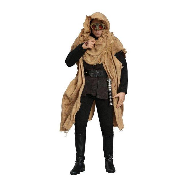 Hot Toys Star Wars Episode VI MMS AF1/6 Luke Skywalker Endor Deluxe Ver. 28 cm