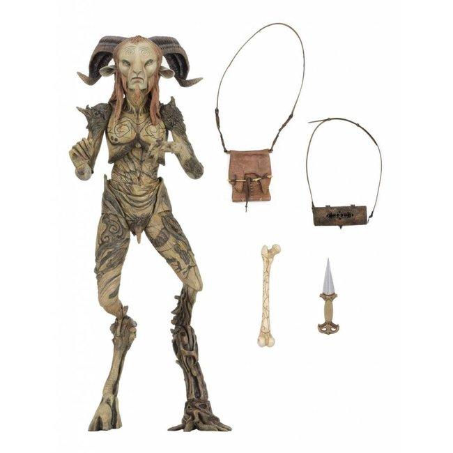 NECA  Guillermo del Toro Signature Collection Action Figure Faun (Pan's Labyrinth) 23 cm