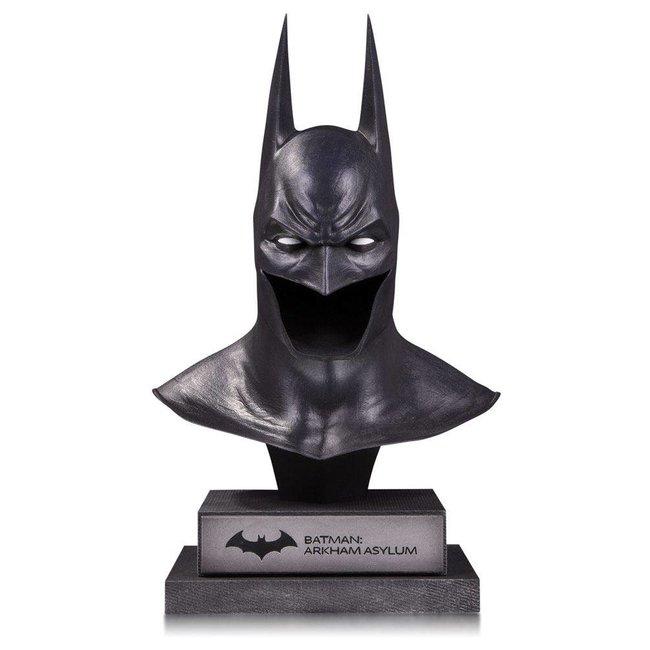 DC Collectibles DC Gallery Bust 1/2 Arkham Asylum Batman Cowl 29 cm