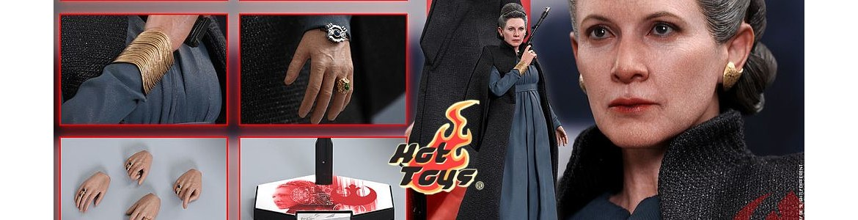 Hot Toys Leia Organa