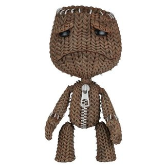 NECA  LittleBigPlanet AF Series Sackboy Sad