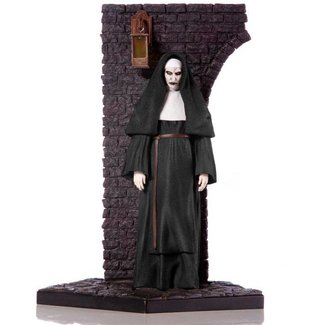 Iron Studios The Nun Art Scale Statue 1/10 The Nun Deluxe Version 19 cm