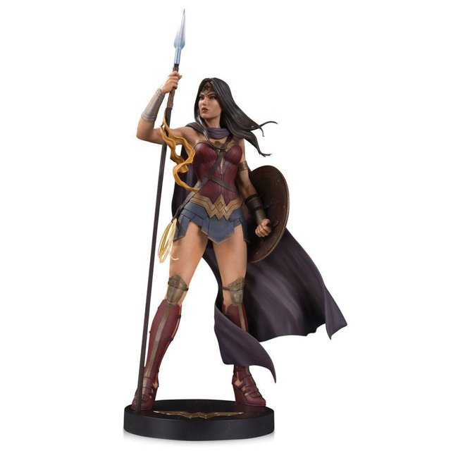DC Collectibles DC Designer Series Statue Wonder Woman by Jenny Frison 39 cm