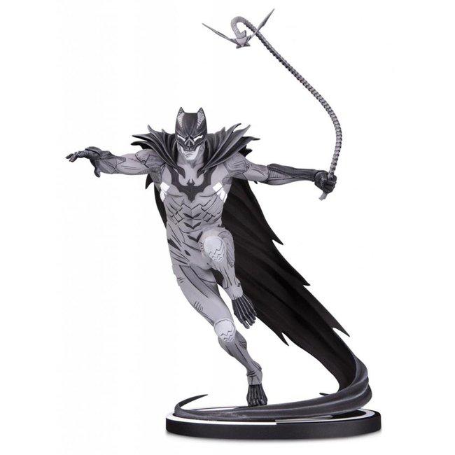 DC Collectibles Batman Black & White Statue Batman by Kenneth Rocafort 22 cm