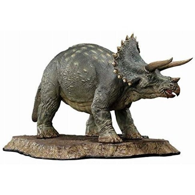Prime 1 Studio Jurassic Park Prime Collectibles PVC Statue 1/38 Triceratops 11 cm