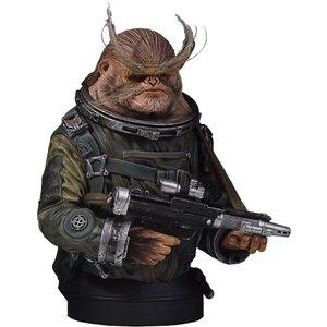 Star Wars Rogue One Bust 1/6 Bistan 19 cm