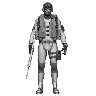 McFarlane Call of Duty Action Figure Simon 'Ghost' Riley Variant Exclusive incl. DLC 15 cm