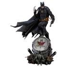 DC Comics Prime 1/3 Skala Statue Batman Black Edition 89 cm