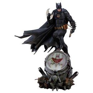 DC Comics Prime Scale Statue 1/3 Batman Black Edition 89 cm