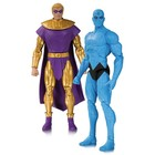 Doomsday Clock Action Figure 2-Pack Ozymandias & Dr. Manhatten 17 cm