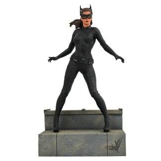 Diamond Select Toys The Dark Knight Rises DC Movie Gallery PVC Statue Catwoman 23 cm