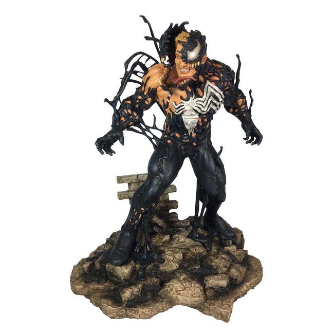 Diamond Select Toys Marvel Comic Gallery PVC Statue Venom 23 cm