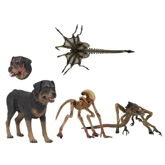 NECA  Alien 3 Creature Accessory Pack for Action Figures