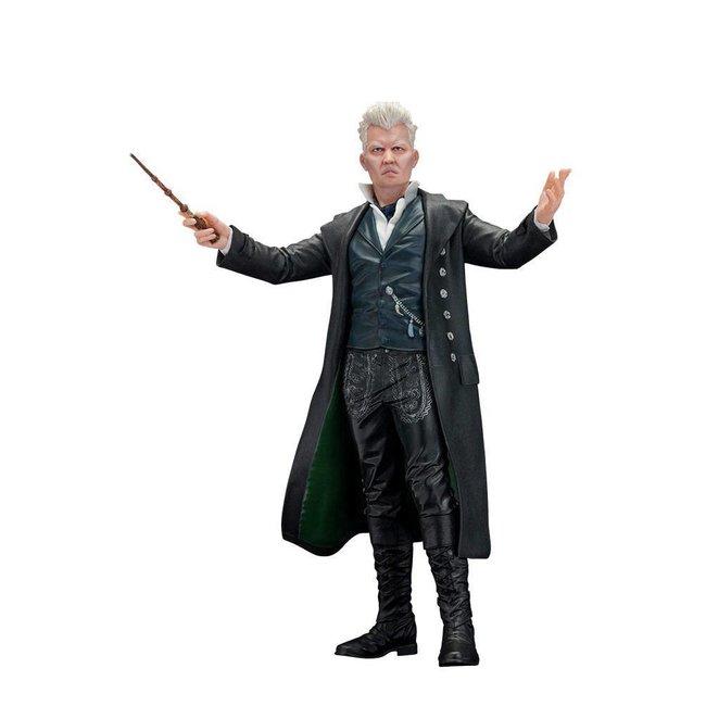 Fantastic Beasts 2 ARTFX+ PVC Statue 1/10 Gellert Grindelwald 18 cm