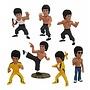 Bruce Lee Complete D-Formz PVC Mini Figures 8 cm set (12)