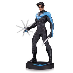 DC Designer Series Statue Nightwing by Jim Lee 33 cm
