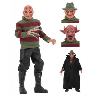 NECA  Wes Craven's New Nightmare Retro Action Figure Freddy Krueger 20 cm