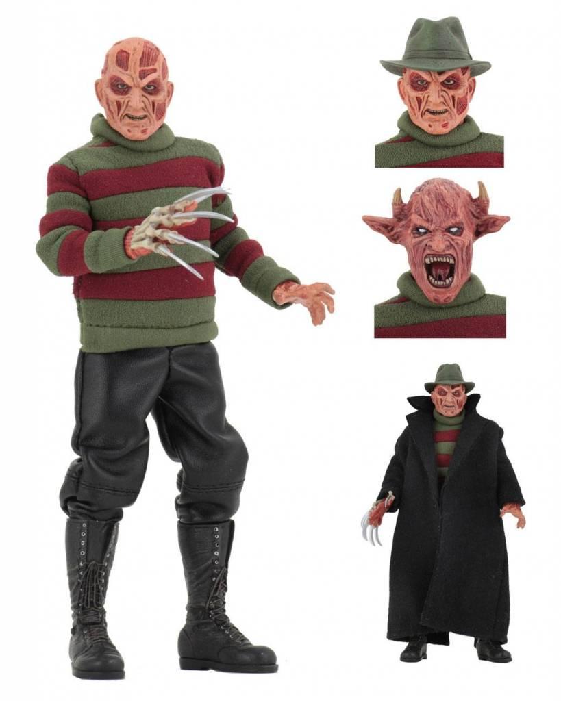 4fcdae21e2f Wes Craven s New Nightmare Retro Action Figure Freddy Krueger 20 cm ...