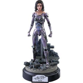 Hot Toys Alita: Battle Angel Movie Masterpiece Action Figure 1/6 Alita